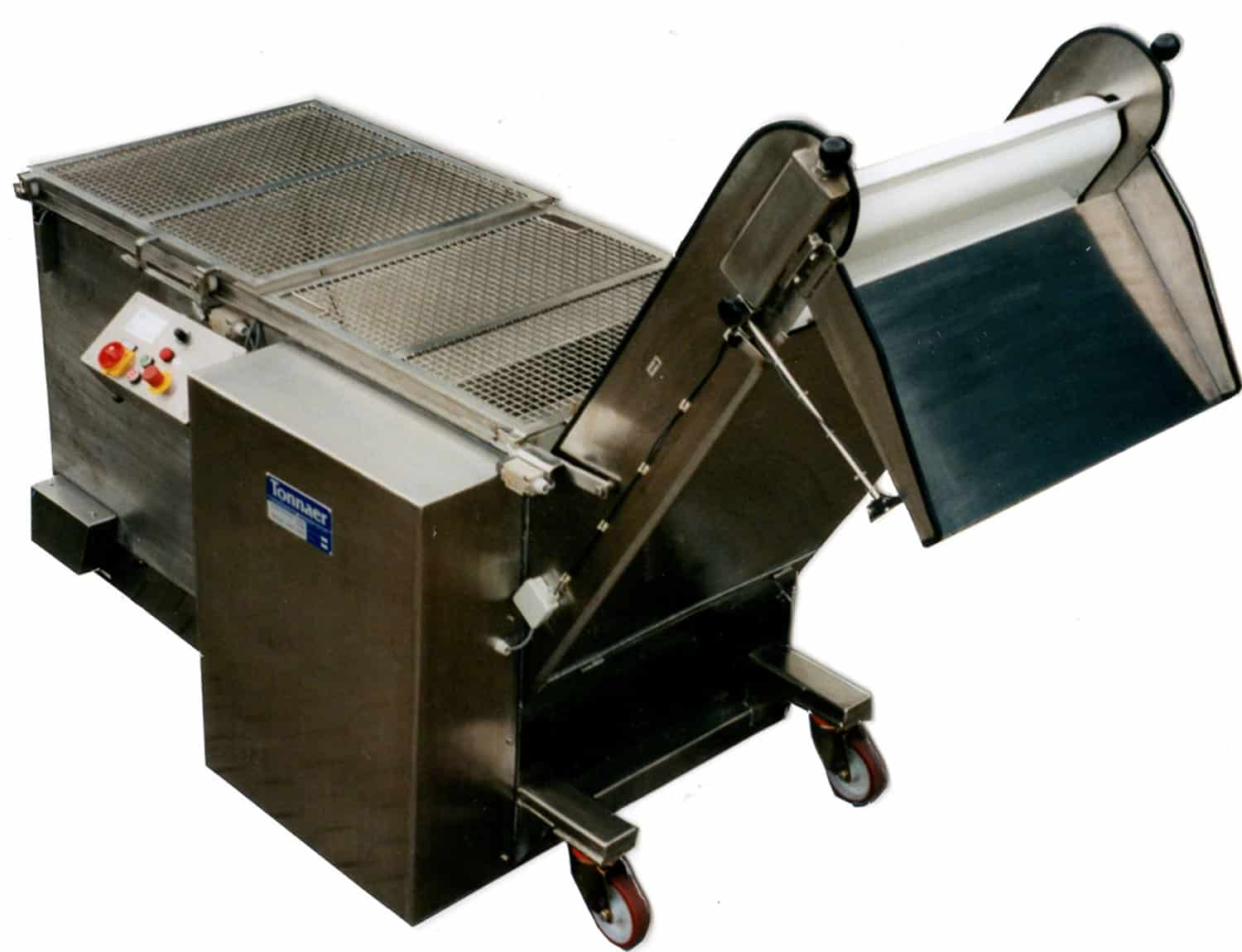 Dough feed - Tonnaer Mixing Systems