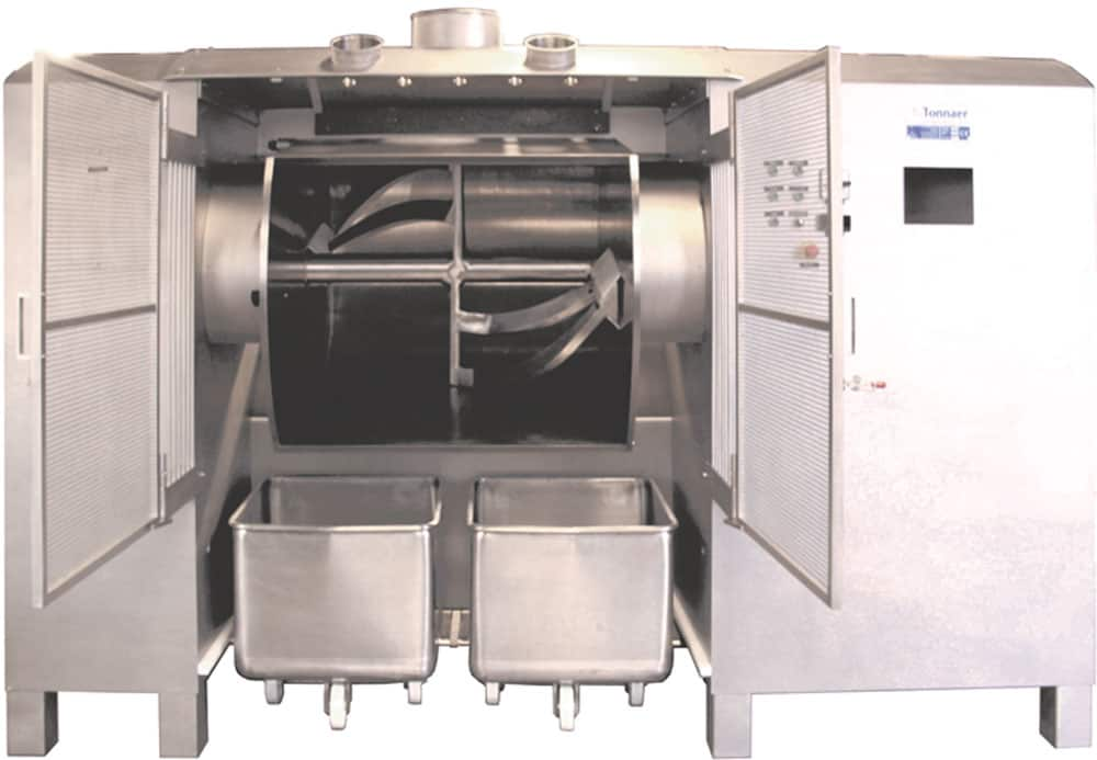 THS high-speed mixer - Tonnaer Mixing Systems