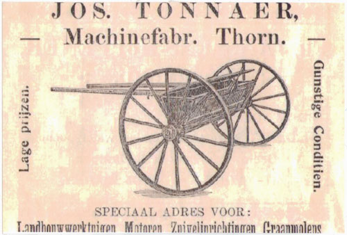 History Machine factory Jos Tonnaer Thorn Tonnaer Mixing Systems