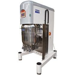 Planetary mixer 30-300 litres - Tonnaer Mixing Systems
