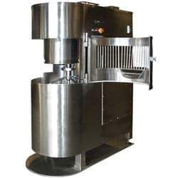 TPSM planetary mixer fixed model 100-1000 litres - Tonnaer Mixing Systems