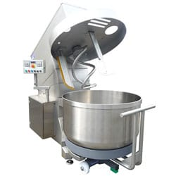 Vertical kneader 100-300 kg - Tonnaer Mixing Systems