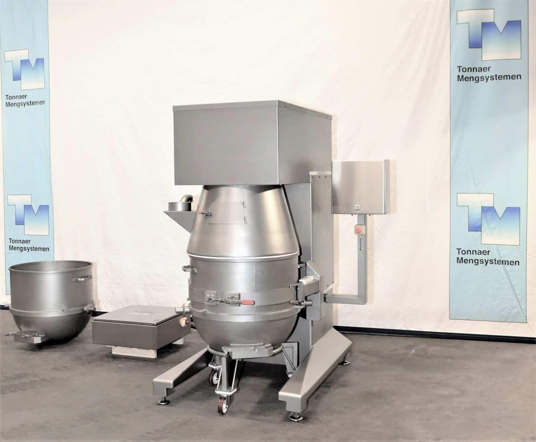 Planetary mixer 30-300 litres - Tonnaer Mixing Systems