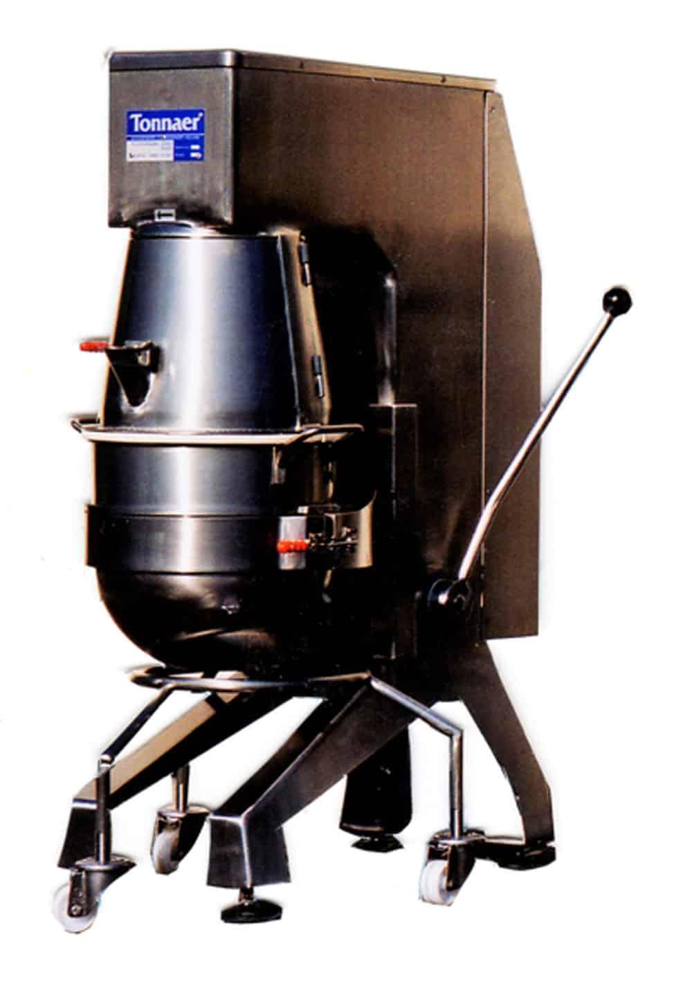 Planetenmischmaschine TPIM 60-150 Ltr - Tonnaer Misch Systeme