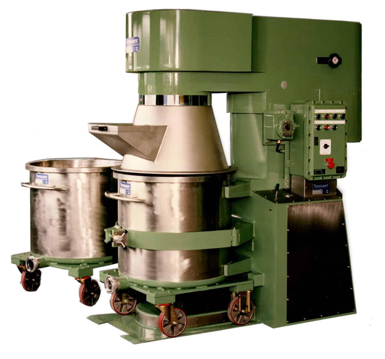 Planetenknetmaschine 750-1000 Ltr - Tonnaer Misch Systeme