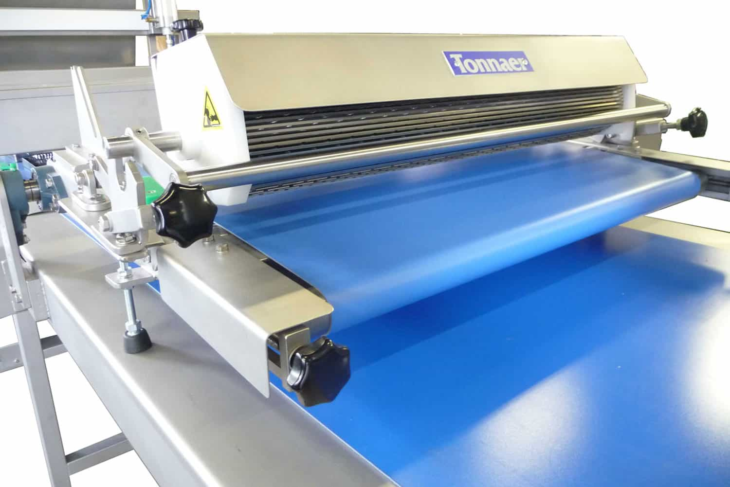 Lattice cutter - Tonnaer Mixing Systems