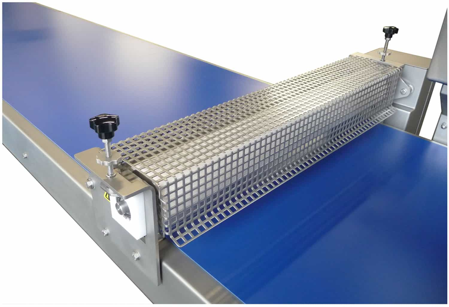 Semi-automatic finishing line 03 Tonnaer Mixing Systems