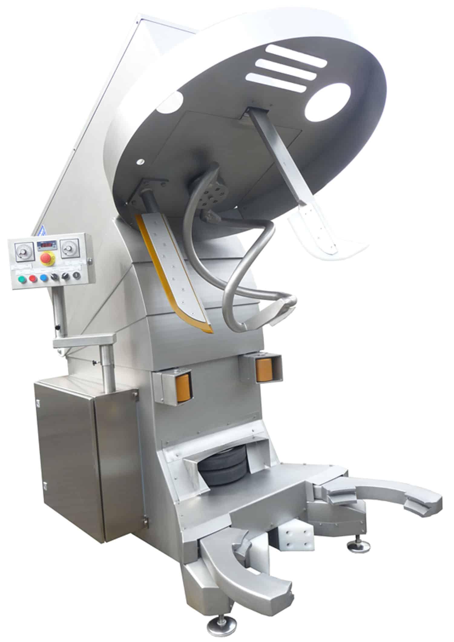 Vertikale Knetmaschine 100-300 Kg - Tonnaer Misch Systeme